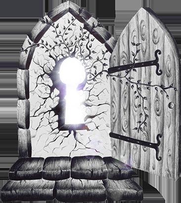 Porte Passage Secret